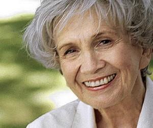 Literaturnobelpreis für Alice Munro
