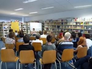 """Chick Lit – Vortrag über """"Tussi-Literatur"""" in der Frauen Gender Bibliothek"""