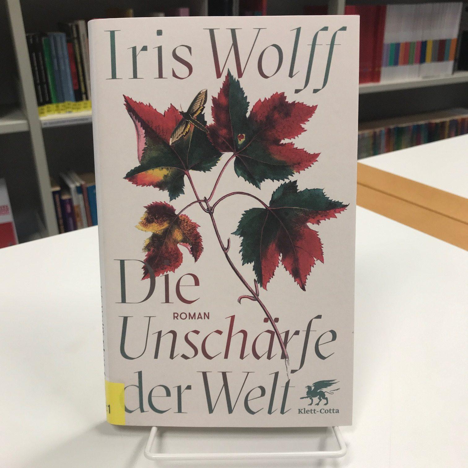 Ausgezeichnete Autorin Iris Wolff