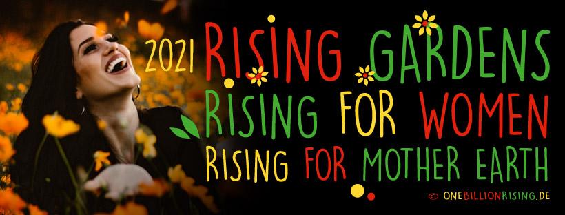 One Billion Rising 2021 am 14. Februar um 11:30 Uhr online