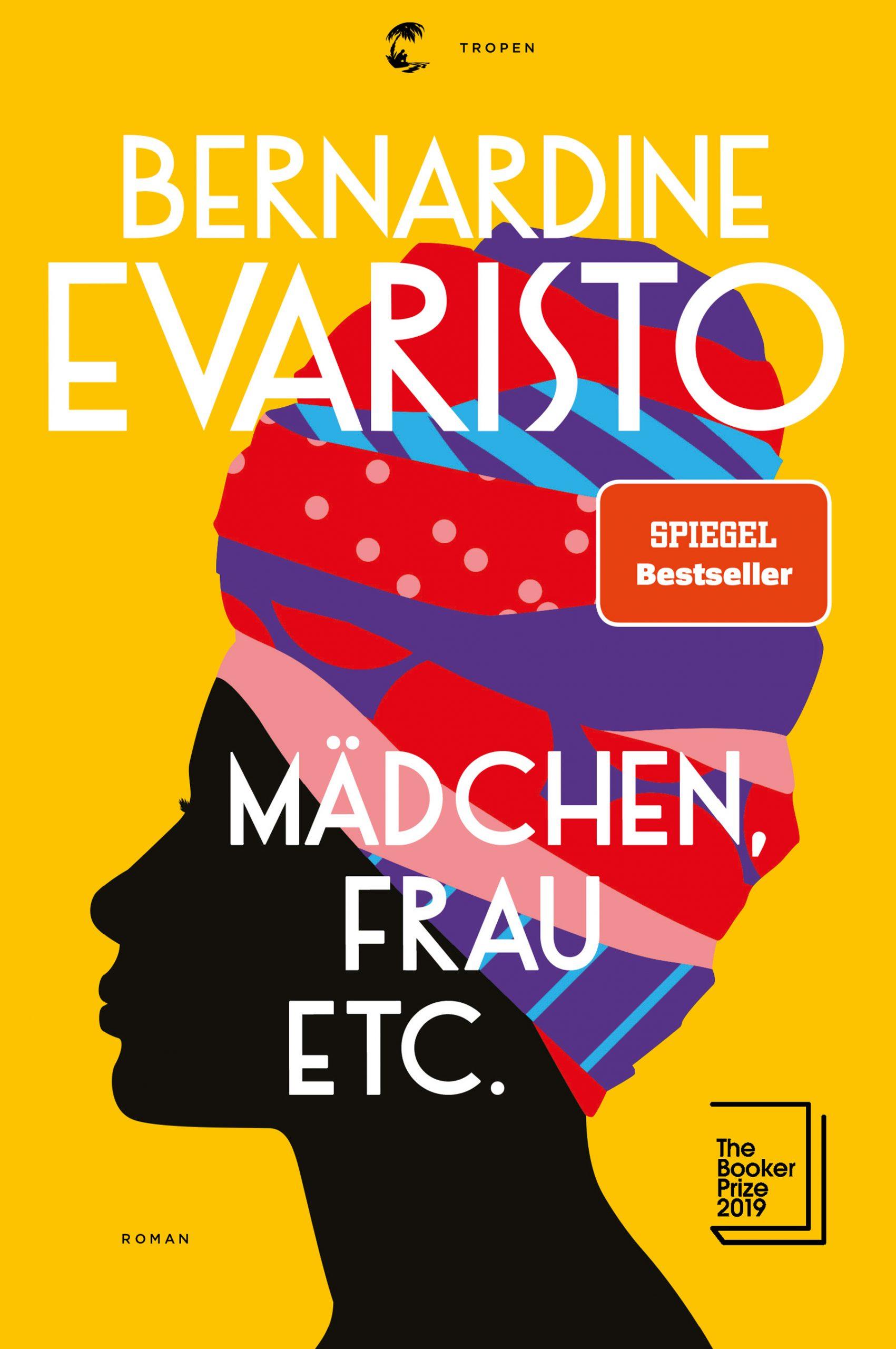 """Buchrezension von Feministisches Lesen zu """"Mädchen, Frau etc."""" von Bernardine Evaristo"""