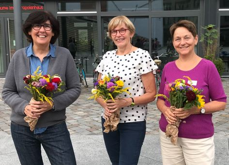 Bundestreffen des i.d.a.-Dachverbands – FGBS-Mitarbeiterin Margarethe Kees erneut in den Vorstand gewählt